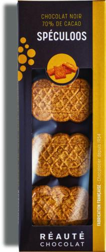 Réauté Choc_Tablette speculoos chocolat noir 70% 85g.jpg