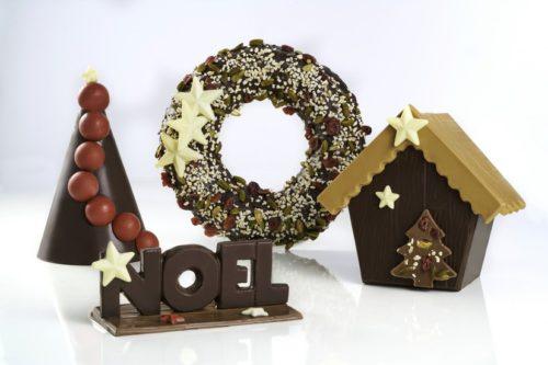 REAUTE CHOCOLAT - Ambiance Noel 2017