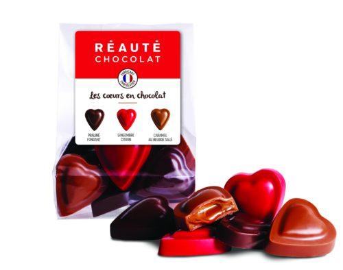 REAUTE CHOCOLAT - Assortiment Curs Fourres 100g -jpg