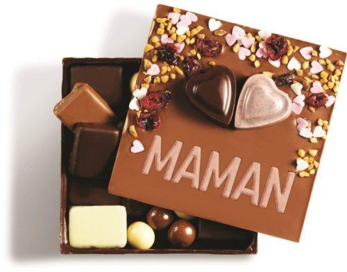 Reaute Chocolat - Ecrin Delicat Maman 350 g FDM-jpg