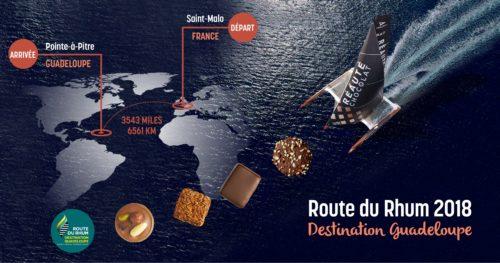 REAUTE CHOCOLAT - Route du Rhum 2018