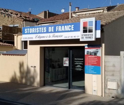 Storistes de France – Stores Beziers-jpg