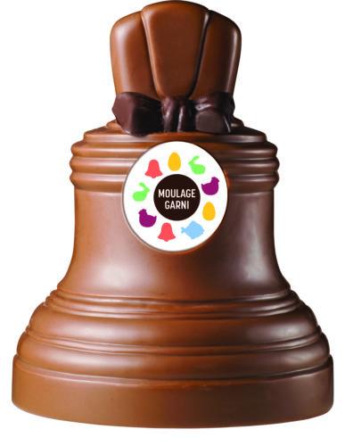 Alisson la cloche garnie lait 300g-jpg